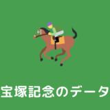 宝塚記念の馬券予想の根拠データ(過去10年)