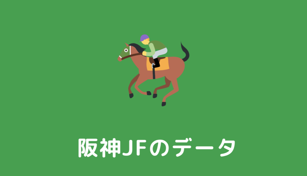 阪神ジュベナイルフィリーズの馬券予想の根拠データと分析(過去10年の傾向と対策)