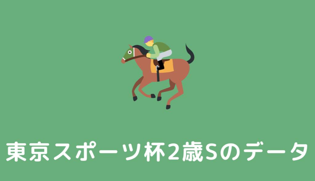 東京スポーツ杯2歳ステークスの馬券予想の根拠データと分析(過去10年の傾向と対策)