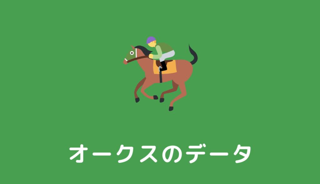 優駿牝馬(オークス)の馬券予想の根拠データと分析(過去10年の傾向と対策)