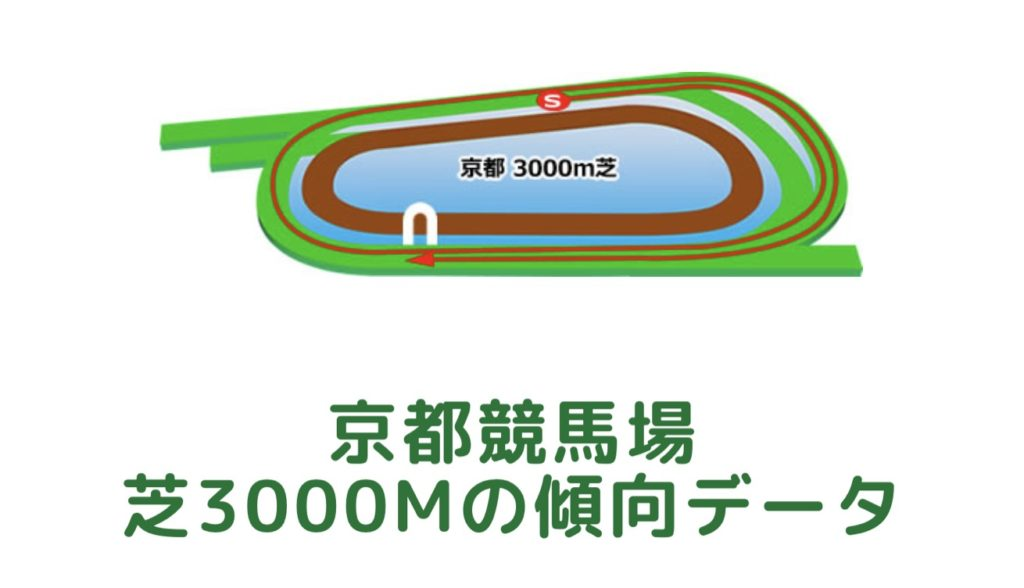 京都競馬場|芝3000mの傾向データ(血統・枠・騎手・タイム・人気・脚質)