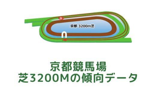 京都芝3200mの傾向データと特徴[2021年版]