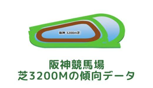 阪神芝3200mの傾向データと特徴[2022年版]