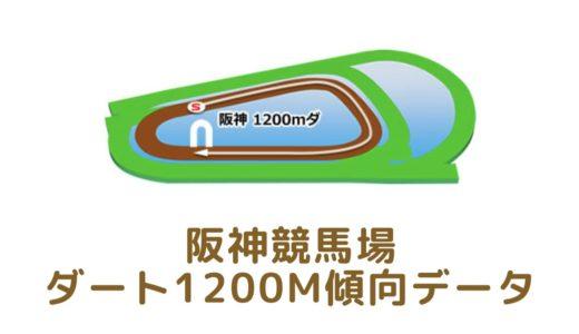 阪神ダート1200mの傾向データと特徴[2021年版]