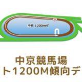 中京競馬場|ダート1200mの傾向データ(血統・枠・騎手・タイム・人気・脚質)