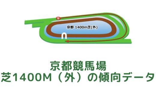 京都芝1400m(外回り)の傾向データと特徴[2021年版]