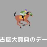 名古屋大賞典の過去傾向データと馬券予想