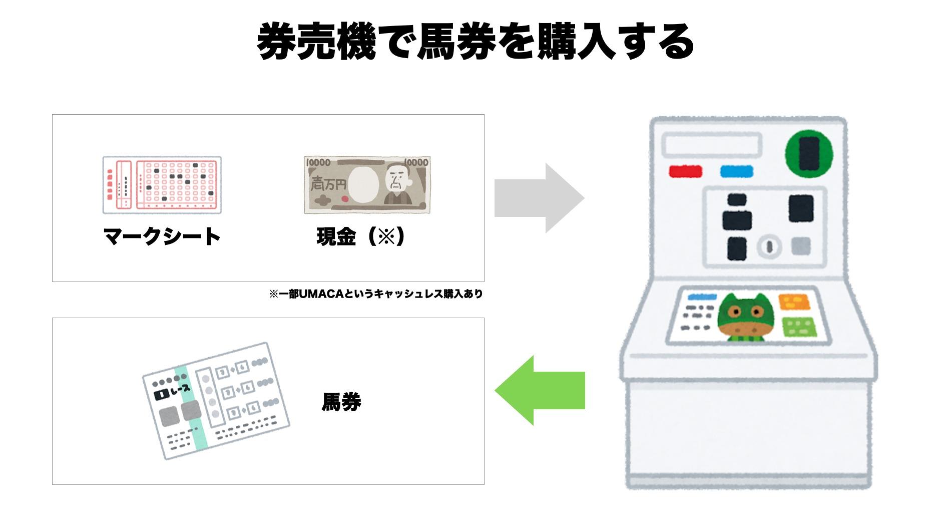 【初心者向け図解】馬券の購入方法と馬券の種類まとめ2